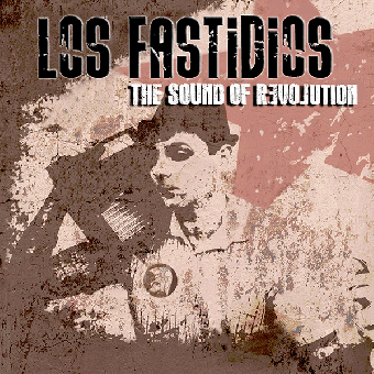 "Los Fastidios ""The sound of revolution"" LP (black)"