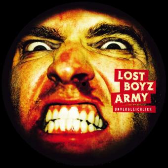 """AUSVERKAUFT Lost Boyz Army """"Unvergleichlich"""" PicLP"""