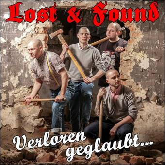 "Lost & Found ""Verloren geglaubt..."" LP+CD (lim. 150, black)"