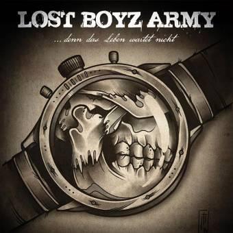 """Lost Boyz Army """"...denn das Leben wartet nicht"""" CD"""