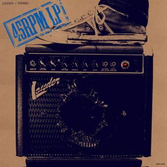 """Louder """"same"""" LP"""