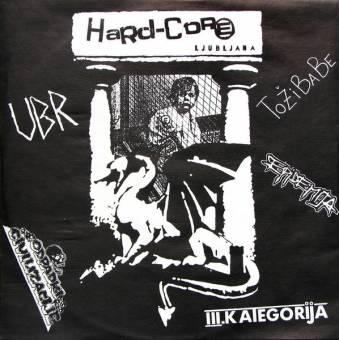 V/A Hardcore Ljubljana Compilation LP