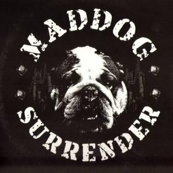 "Maddog Surrender ""same"" LP (lim. 250, clear)"