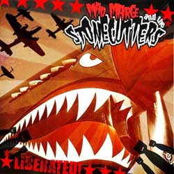 """Mad Marge and the Stonecutters """"Liberated"""" LP"""