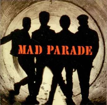 "Mad Parade ""Re-Issues"" CD"