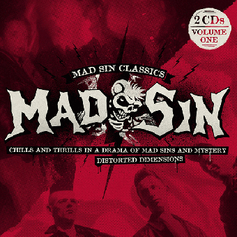 "Mad Sin ""Chills And Thrills ... / Distorted Dimensions"" DoCD"