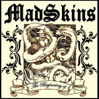 "MadSkins ""The Beginning of..."" CD (lim. 200)"