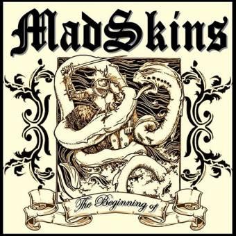 "MadSkins ""The Beginning of..."" CD (lim. 200)"