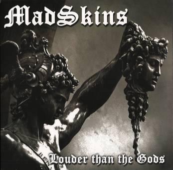 """MadSkins """"Louder Than The Gods"""" 10"""" MLP (black)"""