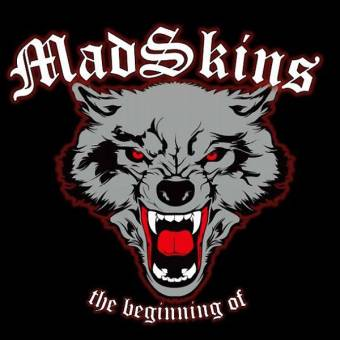 "MadSkins ""The beginning of"" LP (lim. 100, red)"
