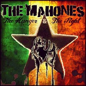 """Mahones """"The Hunger & the Fight"""" CD"""
