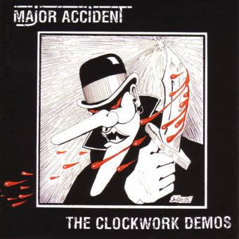 "Major Accident ""The Clockwork Demos"" LP (lim. 500, black)"