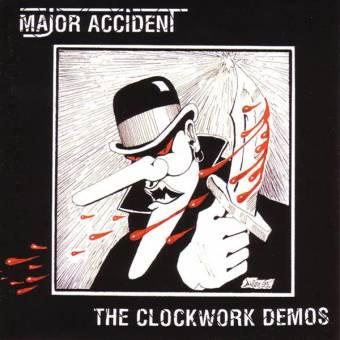 "Major Accident ""The Clockwork Demos"" LP (lim. 500, black)"
