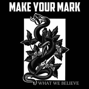 "Make Your Mark ""same"" LP (lim. 100, black)"