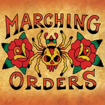 "Marching Orders ""Nothing new"" CD (lim. DigiPac)"