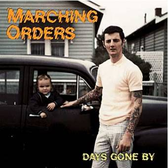 """Marching Orders """"Days gone by"""" CD"""