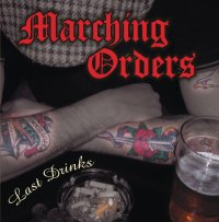 "Marching Orders ""Last Drinks"" 10"" MLP (lim. 500)"