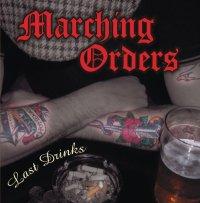 """Marching Orders """"Last Drinks"""" 10"""" MLP (lim. 500)"""