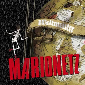 """Marionetz """"Weltmeister"""" 12"""" MLP (lim. 300, black)"""