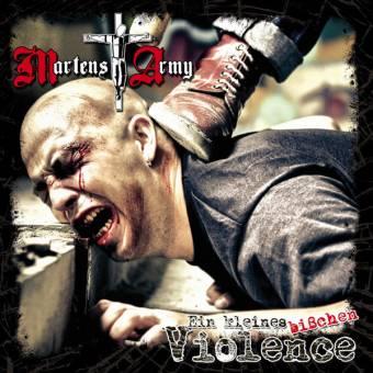 """Martens Army """"Ein kleines bißchen Violence"""" CD"""