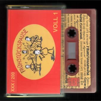 "Frühstückspause ""Voll 1"" MC (Cassette) (lim. 200)"