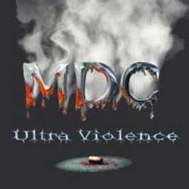 Mad Dog Cole (MDC) - Ultra Violence CD