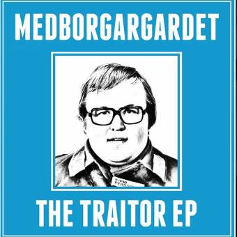 "Medborgargardet (feat. Carl Templar) ""The Traitor EP"" MLP 12"" (lim. 300, clear)"