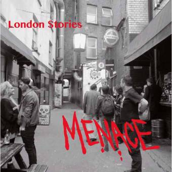 "Menace ""London Stories"" LP (black)"