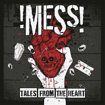 "Mess! ""Tales from The Heart"" LP (lim. 300, black)"