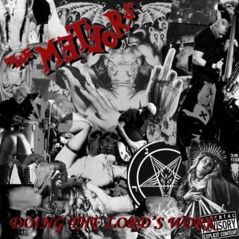 "Meteors,The ""Doing the Lord`s work"" CD"