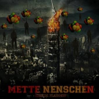 "Mette Nenschen ""Suicide Flashmob"" CD (DigiPac)"