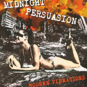 "Midnight Persuasion ""Modern vibrations"" EP 7"" (lim., violett)"
