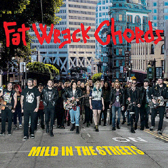 V/A Mild In The Streets: Fat Music Unplugged LP