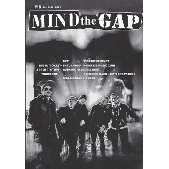 Mind the GAP #18 Fanzine (D)