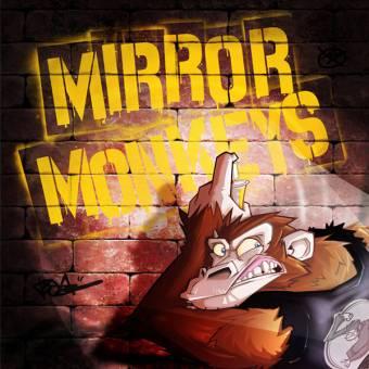"Mirror Monkeys ""same"" LP (lim. 200, yellow)"