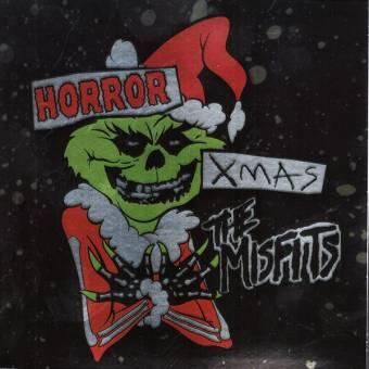 """Misfits """"Horror Xmas"""" EP 7"""" (lim. black)"""