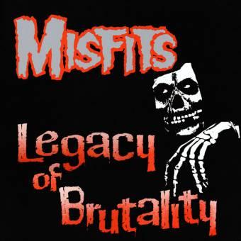 "Misfits ""Legacy of brutality"" LP"