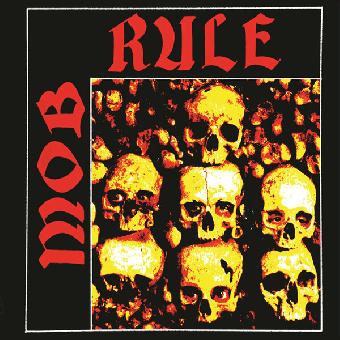 "Mob Rule ""same"" EP 7"" (lim. 273, green / gold)"