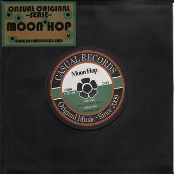 "Moon Hop ""Never go back"" EP 7"""