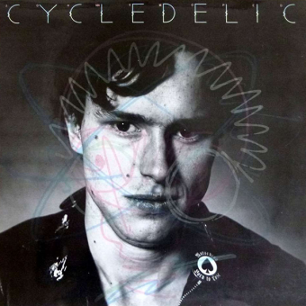 "Johnny Moped ""Cycledelic"" LP (lim. black, 180gramm)"