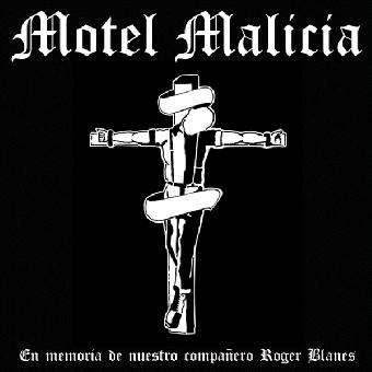 "Motel Malicia ""Naci Ganador"" EP 7"" (lim. 250, black)"