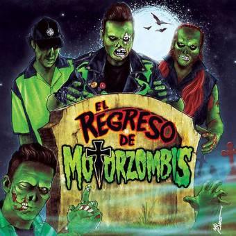 """Motorzombis """"El Regreso De..."""" LP+CD"""