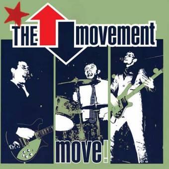 """Movement, The """"Move!"""" LP"""