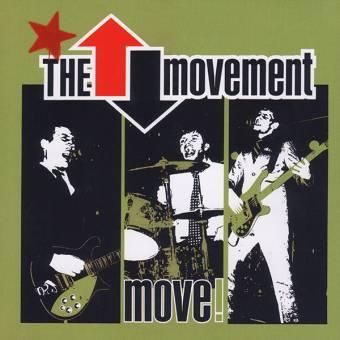 """Movement, The """"Move!"""" CD"""