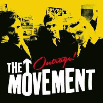 """Movement """"Outrage"""" EP 7"""""""