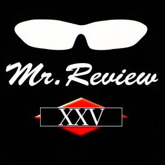 "Mr. Review ""XXV"" CD (DigiPac)"