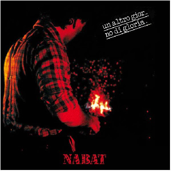 """Nabat """"Un Altro Giorno Di Gloria+Bonus"""" LP+Fanzine (lim. 500, black)"""