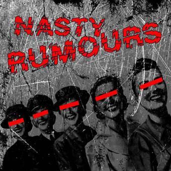 "Nasty Rumours ""Girls in love"" EP 7"" (lim. 200, black)"