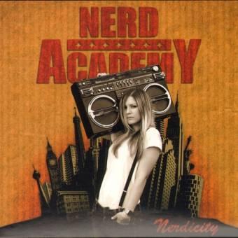 "Nerd Academy ""Nerdicity"" CD"