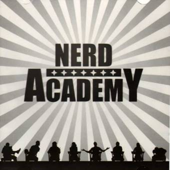 "Nerd Academy ""same"" CD"